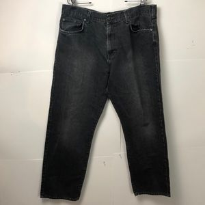 Calvin Klein Jeans Black sz 38 Relaxed Fit